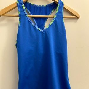 Lilly Pulitzer luxletic workout top size small
